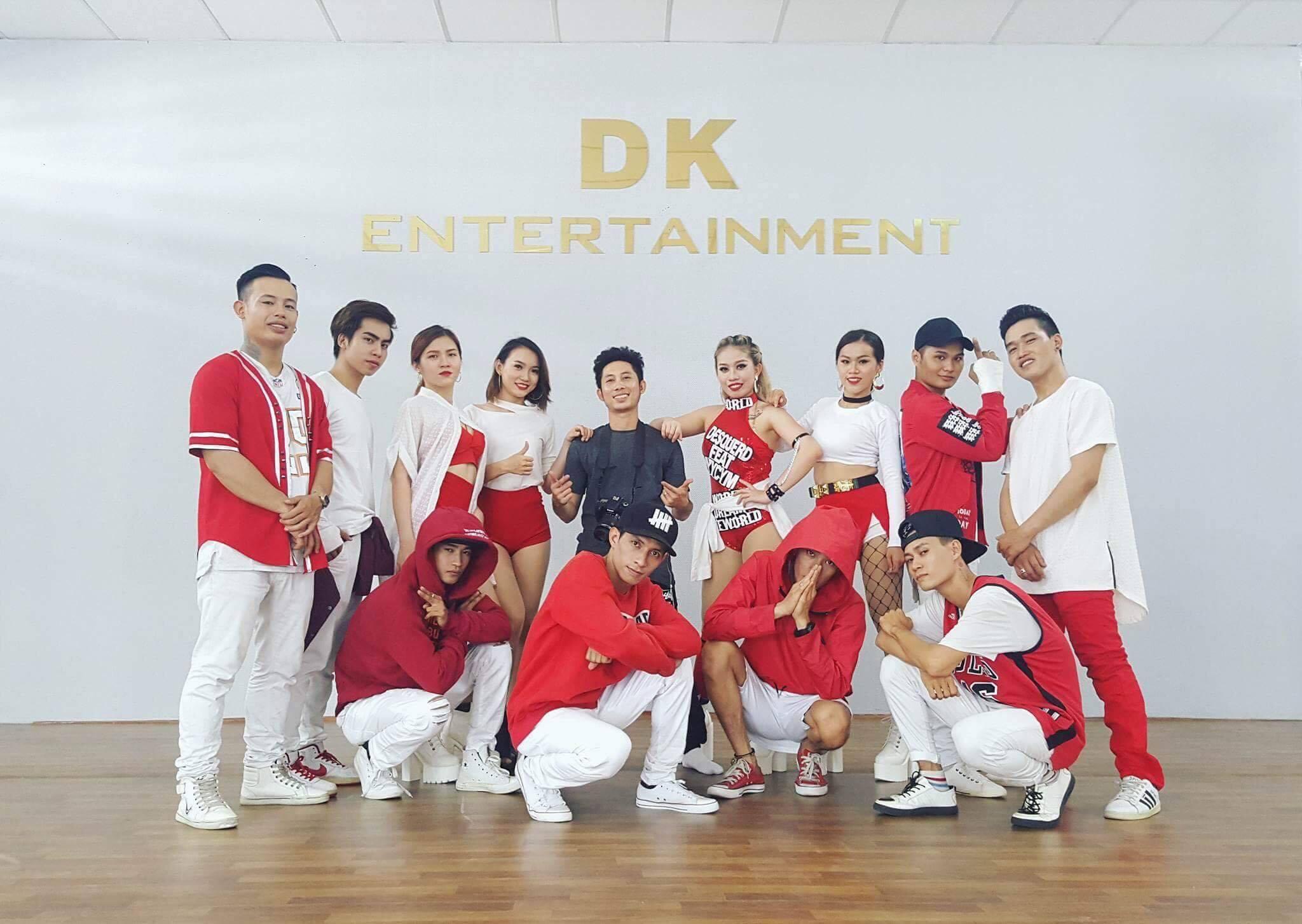 vũ đoàn, nhóm múa, nhóm nhảy 02