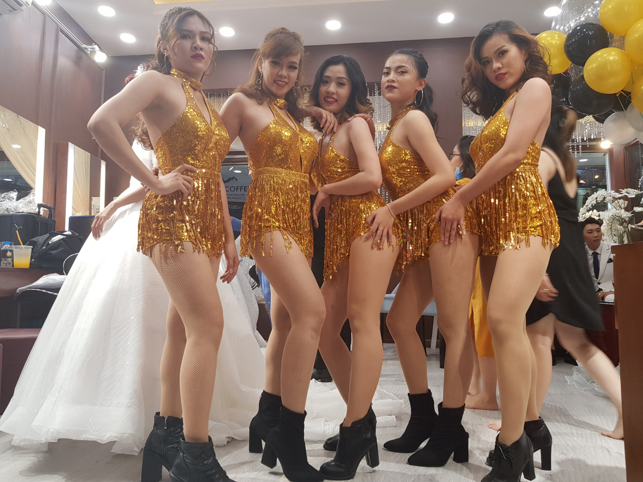 Sexy dance, nhảy sexy, nhóm nhảy sexy
