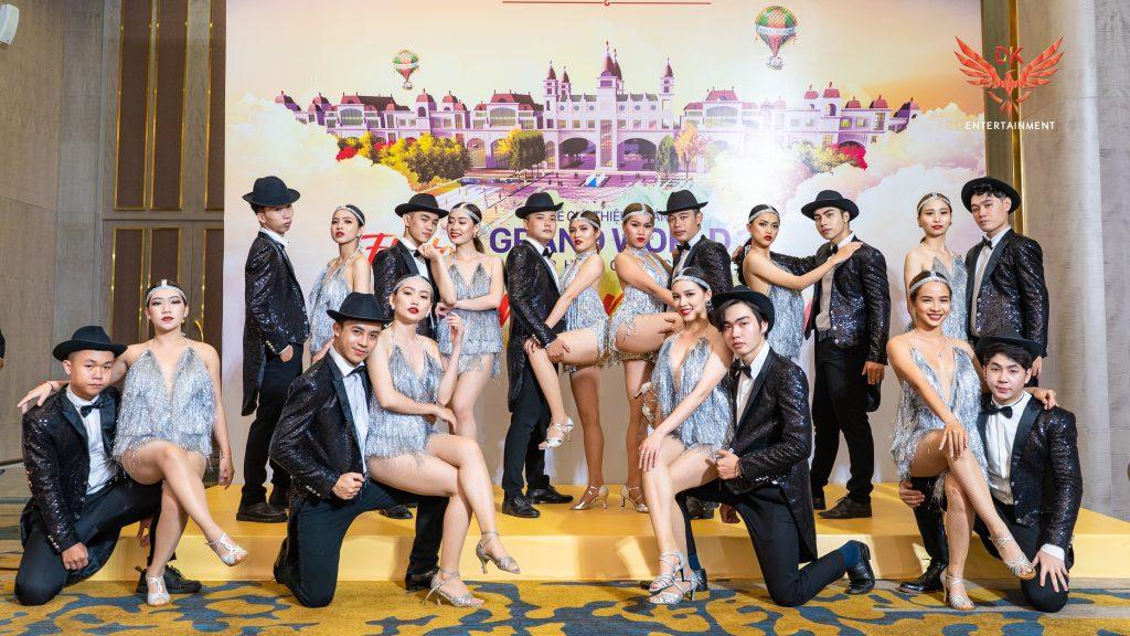 Hình ảnh dancer nhóm nhảy Vũ Đoàn DK
