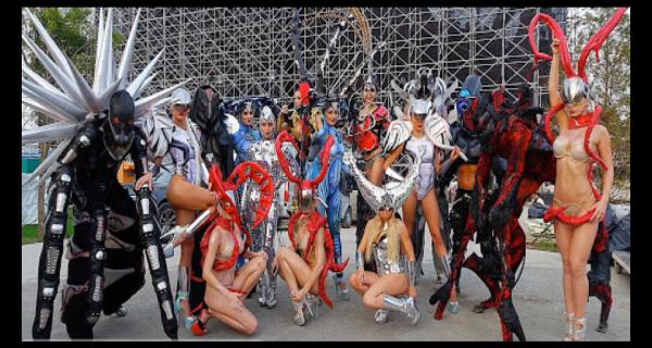 cosplay dance vu doan dk 2020